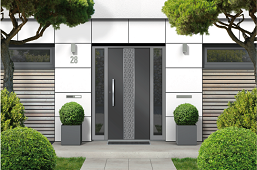 FINEtherm Aluminium Haustüren Smart Collection